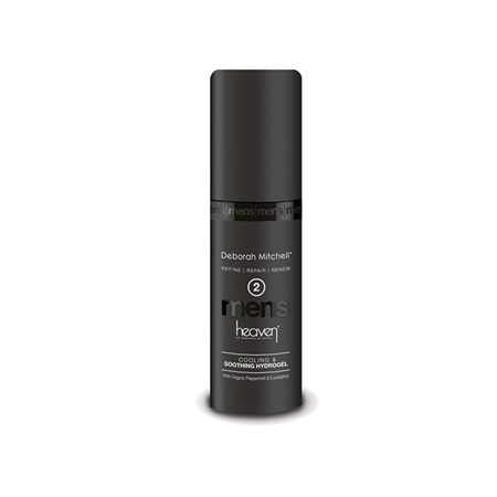 Mens Cooling and Soothing Hydrogel