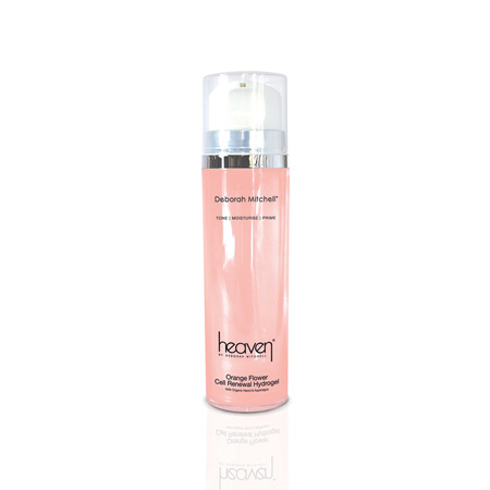 Orange Flower Cell Renewal Hydrogel